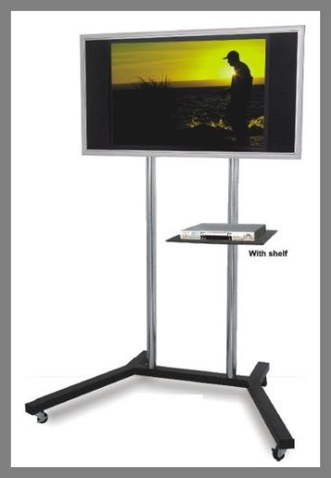 Carrello porta monitor tv 10 procom computer s a s - Carrello porta pc ikea ...